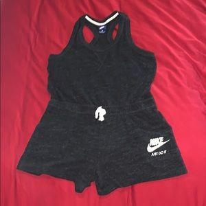 Nike romper size M